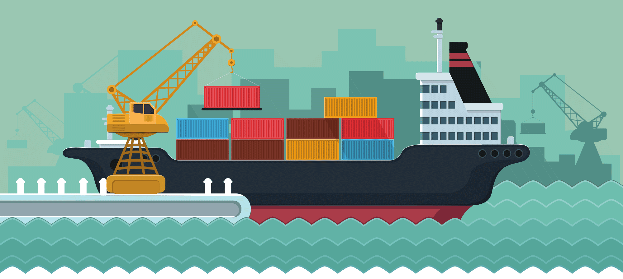 Sea Freight Step By Step