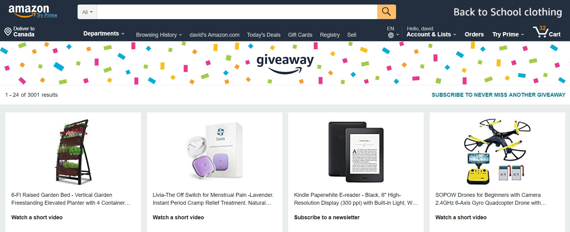 How to Use Product Giveaways on Amazon to Increase Your Sales | EcomCrew